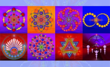 Healing with Mandalas of Sacred Geometry