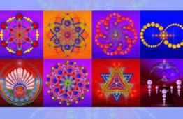 Исцеление Мандалами Сакральной Геометрии