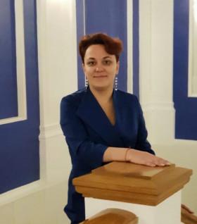 Анна Солнцева, г. Москва