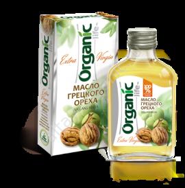 """Масло ядра грецкого ореха """"Organic"""" 100 мл"""