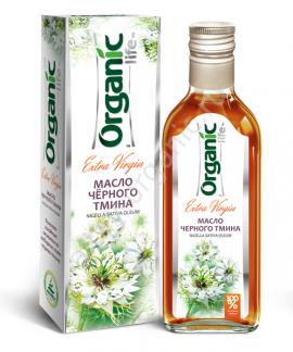 """Масло черного тмина """"Organic"""" 250 мл"""