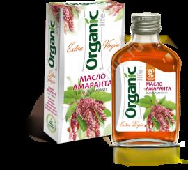 "Масло амаранта ""Organic"" 100 мл"