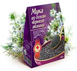 Мука из семян черного тмина 150 г