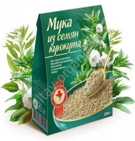Мука из семян кунжута 150 г