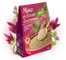 Мука из семян амаранта 150 г